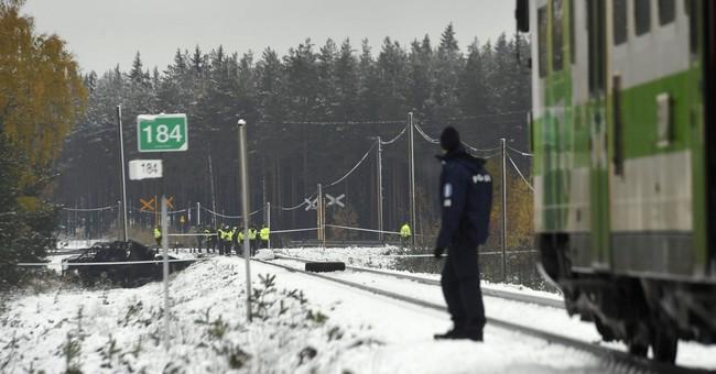 The Latest: At least 4 dead in Finland train crash