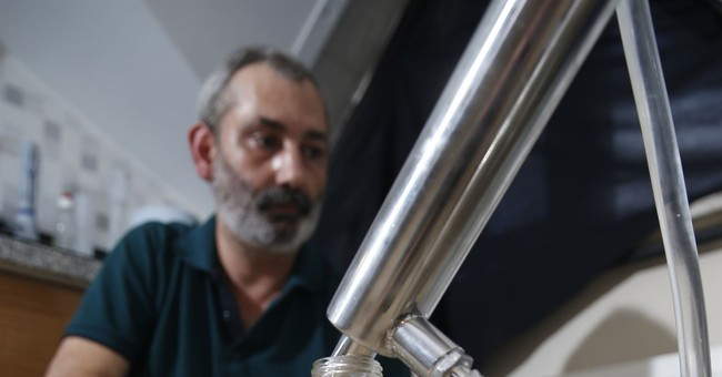 Climbing taxes ferment Turkey's home-made booze