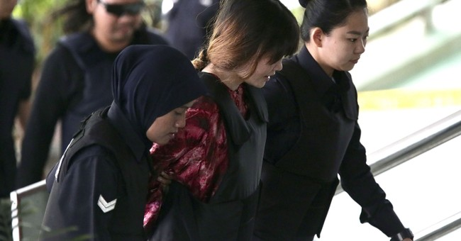 Malaysia airport video shows 4 men accused in Kim's killing