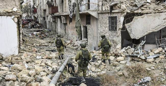 UN official: Optimism in east Aleppo because guns are silent