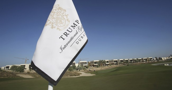 AP Exclusive: Golf club shows pitfalls of Trump presidency