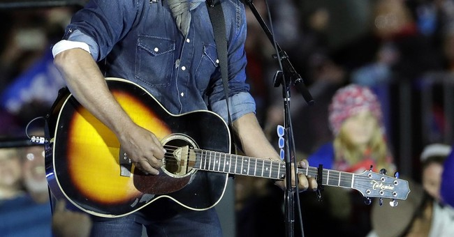 Bruce Springsteen questions Trump's competence for office