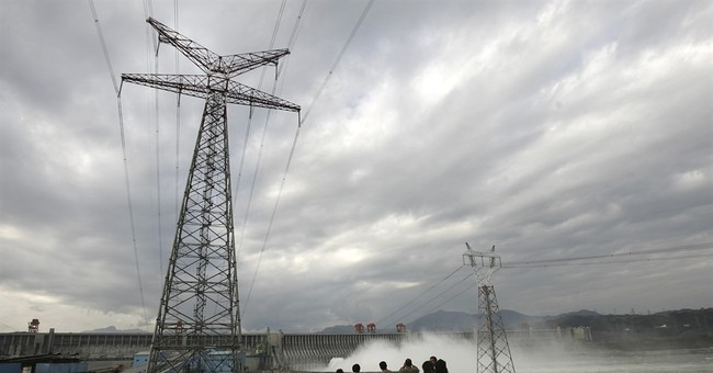 Chinese renewable power giant builds global empire