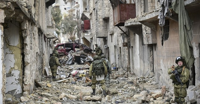 Syria rebels suspend talks over alleged truce violations