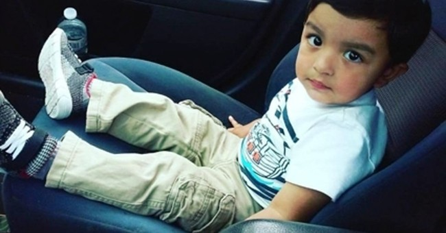Amber Alert: New Mexico boy found OK; dad flees into Mexico