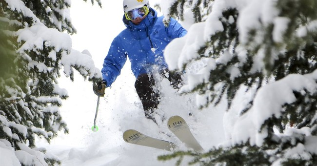 At Deer Valley, it pays to see the powder through the trees