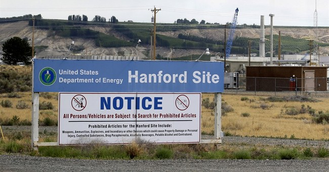Radioactive contamination spreads in shuttered Hanford plant