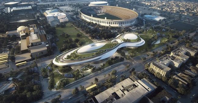 George Lucas museum cliffhanger: LA or San Francisco?