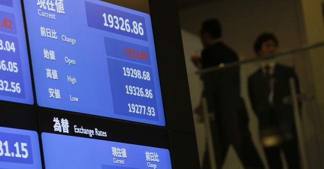 European stocks dip after Japan starts 2017 with a bang