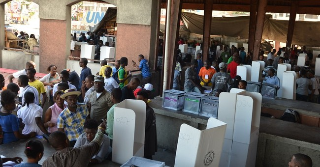 OAS commends Haiti for concluding vote, notes low turnout