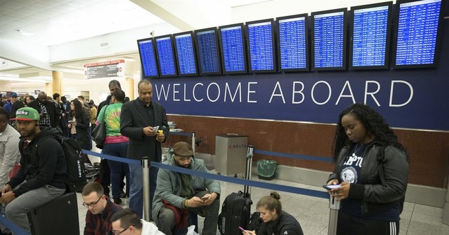 Delta operations recovering; Trump blames airline for delays