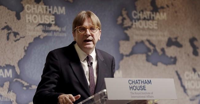 EU negotiator: Trump, Putin, Islamic extremism threaten bloc