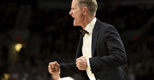 Warriors coach derides Trump administration's travel ban