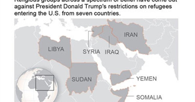 Correction: Trump-Travel Ban-Supporters story