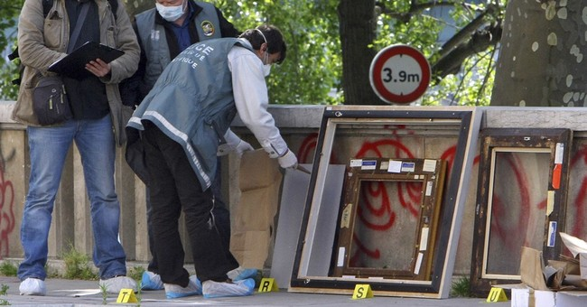 Co-defendant in French art heist says he destroyed paintings