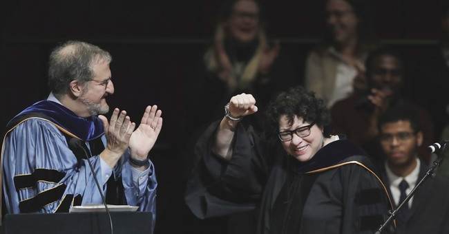Justice Sotomayor says universities need more diversity