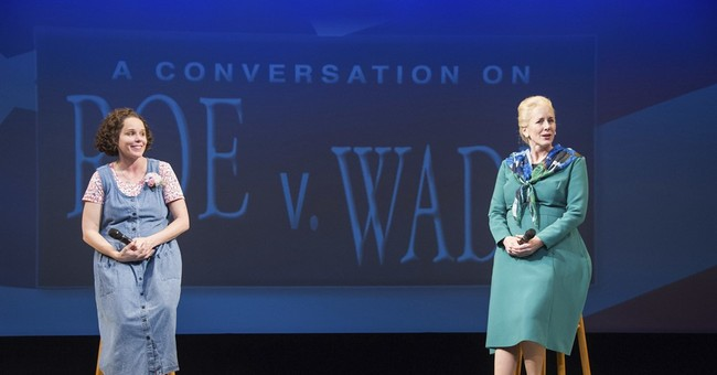 Roe v. Wade play in DC as landmark abortion case in the news