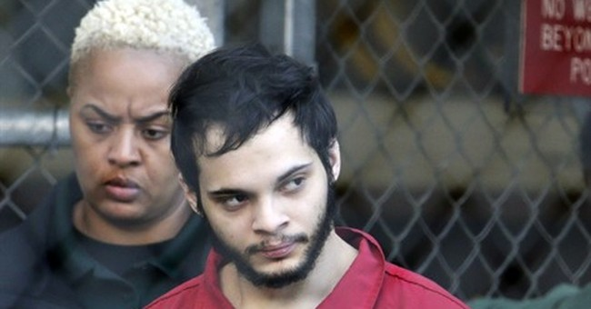 Florida airport shooting suspect pleads not guilty