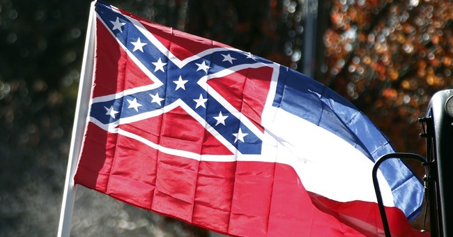 Confederate emblem has staying power on Mississippi flag