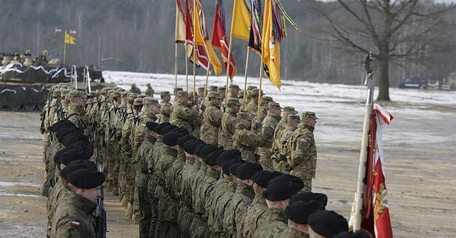 US and Polish troops hold first joint training in Poland