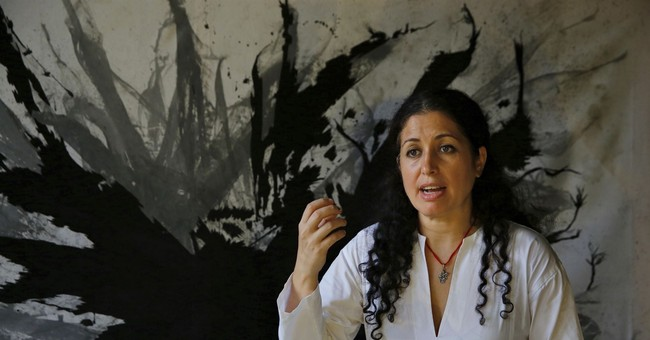 Art exhibit in Lebanon takes on civil war's old wounds