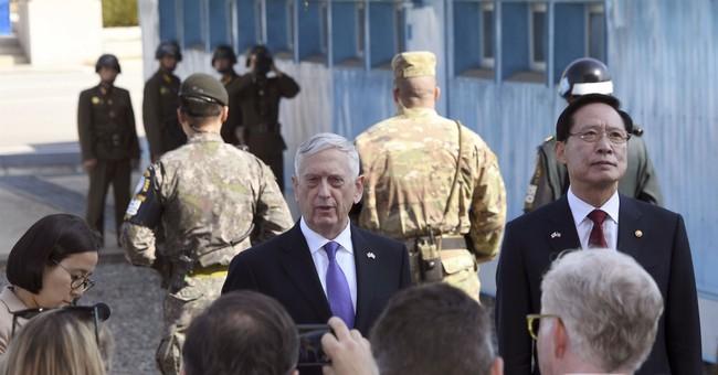 Pentagon chief accuses NKorea of threatening 'catastrophe'