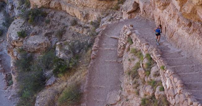 Fleet feet blaze way to fast feats on trails, cliffs, peaks