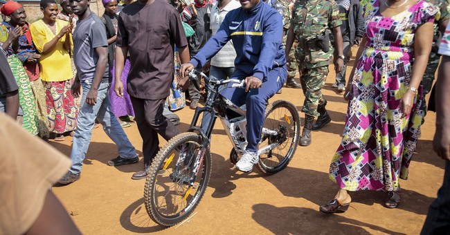 Burundi becomes 1st to leave International Criminal Court