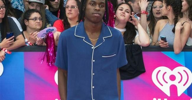 Rising singer Daniel Caesar blazes trail with celeb fan base