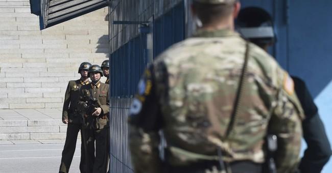 Pentagon chief Mattis stresses diplomacy in Korean crisis