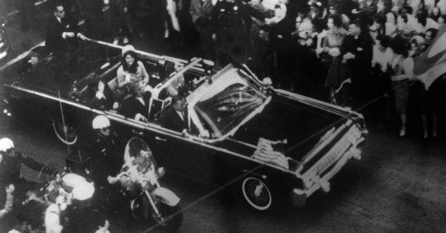 JFK files release leaves real-life whodunit unsettled