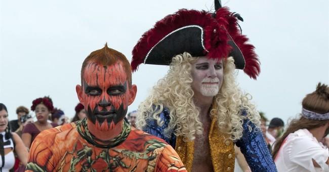Fantasy Fest draws thousands to Key West following Irma