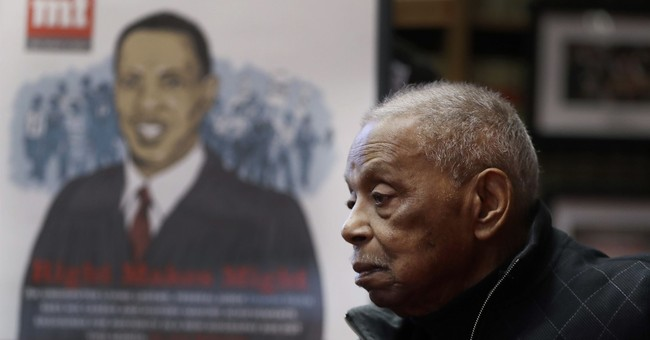 95-year-old black judge celebrates 50 years on federal bench