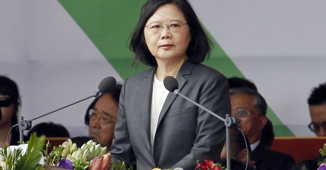 Taiwan president making state visits amid China stalemate