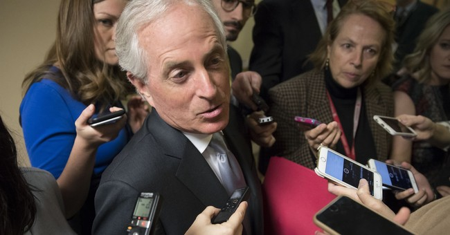 Corker: Possible 2020 run against Trump not ruled out