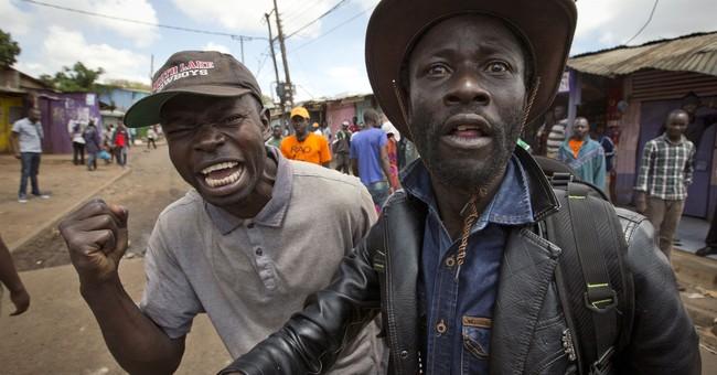 Kenya postpones voting in opposition areas after violence