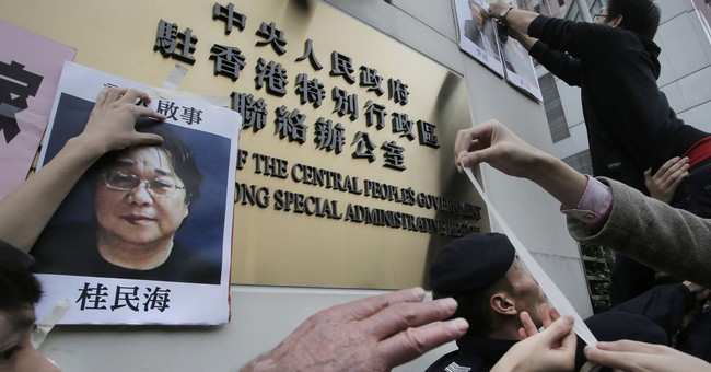 Friend says Hong Kong bookseller Gui freed, now with family