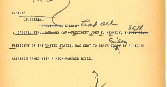 AP Was There: The Assassination of President Kennedy