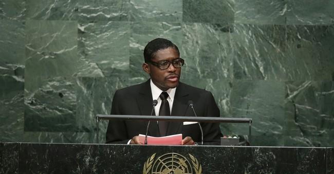 Son of Equatorial Guinea president handed suspended sentence