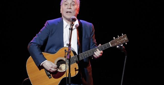 Paul Simon talks, performs at daughter's college alma mater