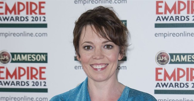 New ruler: Olivia Colman to take the throne in 'The Crown'