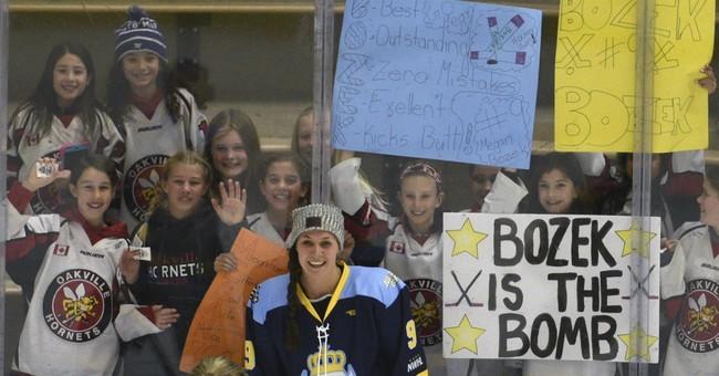 Women's pro hockey league makes pact with NJ Devils