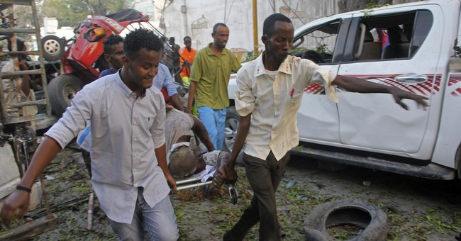 23 dead, more than 30 wounded in Mogadishu hotel attack