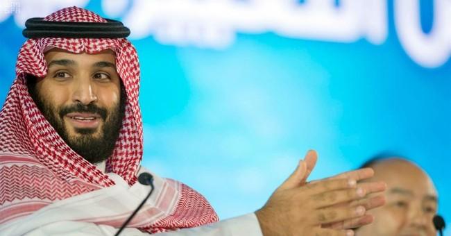 AP ANALYSIS: Saudi promise of 'moderate Islam' shifts power