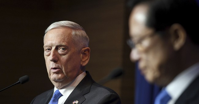 Pentagon chief says North Korea engages in 'outlaw' behavior
