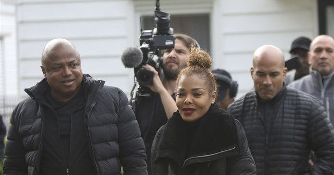 Janet Jackson visits small childhood home in Gary, Indiana