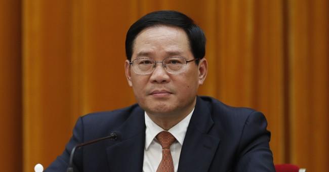Chinese president's former secretary gets top Shanghai job