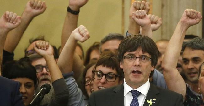 Pro-independence Catalans: 'I've never felt Spanish'