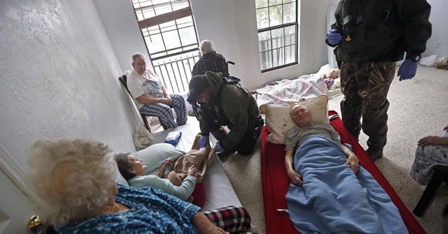Nursing homes struggled with choice to evacuate in hurricane