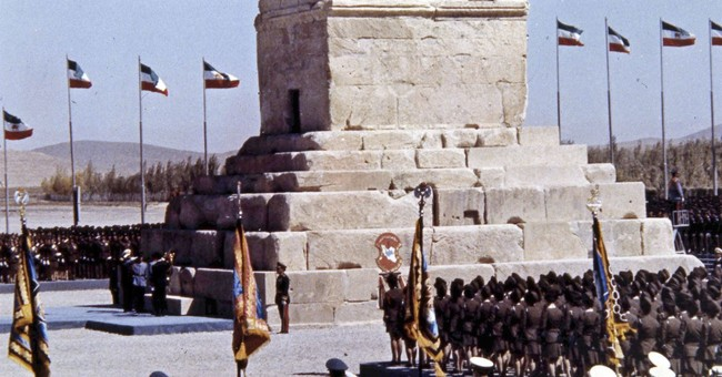 Iran says it foils plot involving tomb of Cyrus the Great